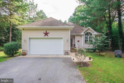 Salisbury Single Family Home For Sale: 915 Colony Drive