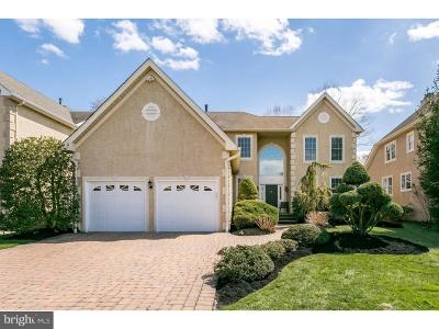 Moorestown Single Family Home For Sale: 208 Laurel Creek Boulevard