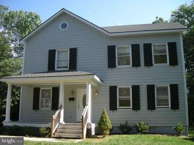 Warrenton Single Family Home For Sale: 207 Culpeper Street