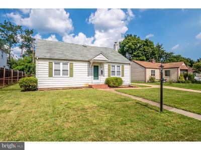 Wilmington DE Single Family Home For Sale: $179,900