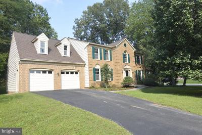 Annapolis Single Family Home For Sale: 2700 Post Oak Court