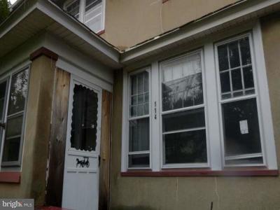 Merchantville Single Family Home Under Contract: 114 Poplar Avenue