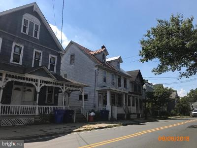 Mount Holly Single Family Home For Sale: 144 Mill Street