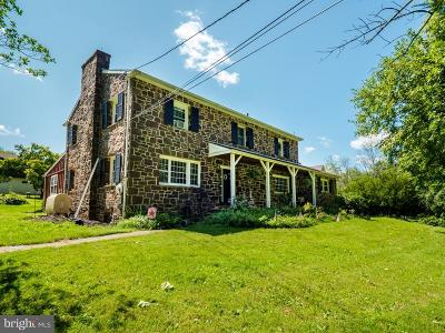 Bucks County Single Family Home For Sale: 1052 Cedar Lane