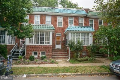 Baltimore Townhouse For Sale: 2817 Howard Street