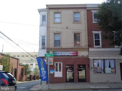 Norristown Multi Family Home For Sale: 130 E Main Street