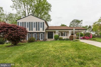 Rockville MD Single Family Home For Sale: $650,000