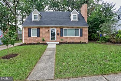 Lutherville Timonium Single Family Home For Sale: 1720 Charmuth Road