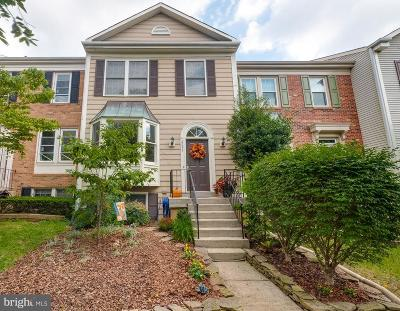 Alexandria Townhouse For Sale: 6034 Joust Lane