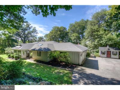 Newtown Square Single Family Home For Sale: 19 Dunminning Road