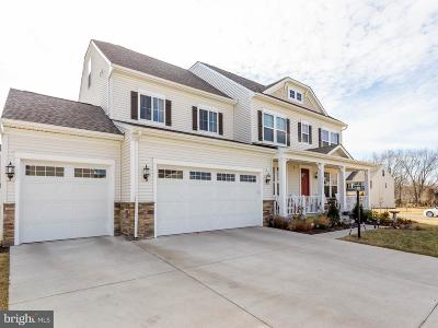 Manassas VA Single Family Home For Sale: $664,800