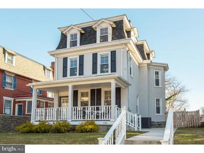 Philadelphia Single Family Home For Sale: 136 E Gorgas Lane