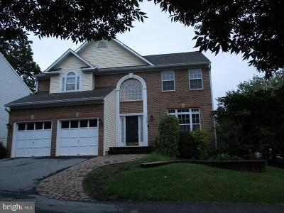 Gaithersburg Single Family Home For Sale: 18500 Traxell Way