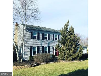 Collegeville Single Family Home For Sale: 306 Meadowview Drive