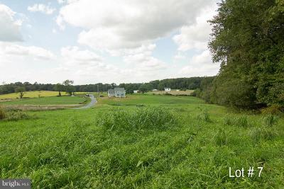 Mount Airy Residential Lots & Land For Sale: 7309 Lot 7 Talbot Run Road