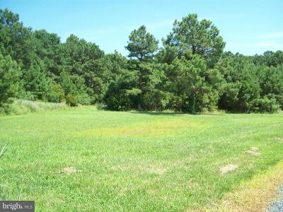 Dorchester County Residential Lots & Land For Sale: 5900 Heather Lane