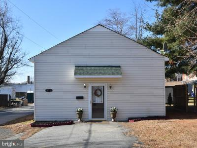 Havre De Grace Single Family Home For Sale: 316 Adams Street S