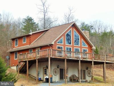Hedgesville Single Family Home For Sale: 11185 Hedgesville Road