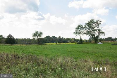 Mount Airy Residential Lots & Land For Sale: 7303 Lot 8 Talbot Run Road