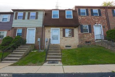 Baltimore County Rental For Rent: 40 Ritters Ridge Court
