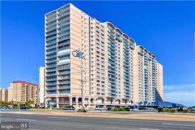 Somerset County, Wicomico County, Worcester County Condo For Sale: 11000 Coastal Highway #1907