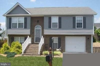 Baltimore Single Family Home For Sale: 6711 Windsor Mill Road