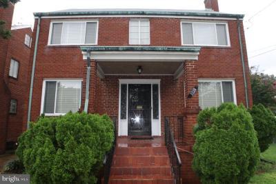 Woodridge Rental For Rent: 1526 Channing Street NE