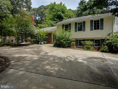 Severna Park Single Family Home For Sale: 2 Westerly Way