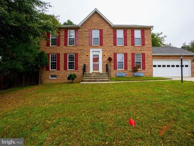 Waldorf Single Family Home Active Under Contract: 2512 Ryce Drive