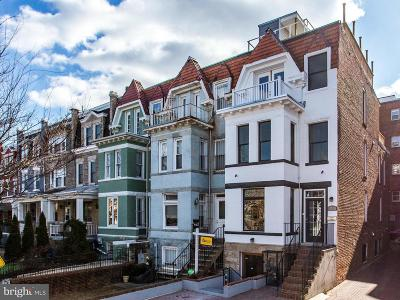 Columbia Heights, Columbia Heights/U St Townhouse For Sale: 1234 Euclid Street NW #1