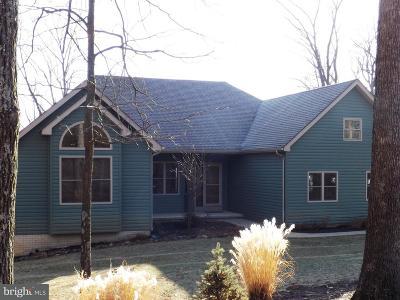 Hedgesville Single Family Home For Sale: 466 Trapper Ridge