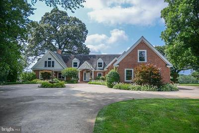 Somerset County, Wicomico County, Worcester County Single Family Home For Sale: 26593 Riverbank Road