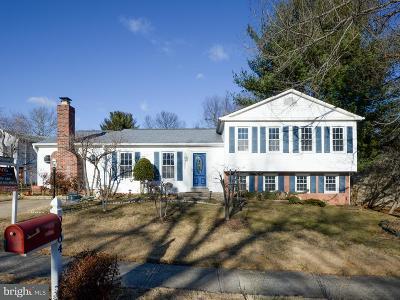 Burke Single Family Home For Sale: 9604 Glenarm Court