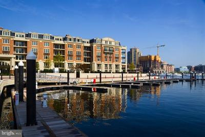 Baltimore Condo For Sale: 801 Key Highway #P-60
