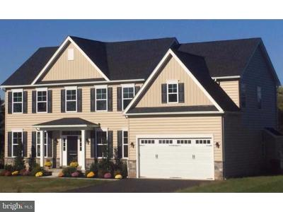 Harleysville Single Family Home For Sale: Lot 4 Gladys Way