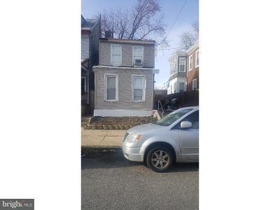 Philadelphia Single Family Home For Sale: 4826 Hawthorne Street