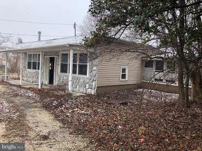 Franklinville Single Family Home For Sale: 1013 Delsea Drive