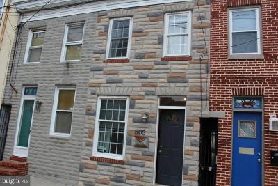 Baltimore MD Townhouse For Sale: $139,900