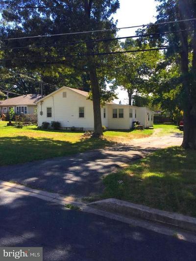 Accokeek Single Family Home For Sale: 17940 Beech Lane