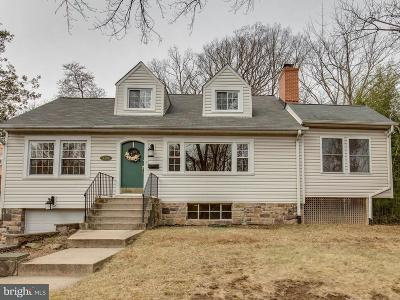 Falls Church Single Family Home For Sale: 3304 Annandale Road