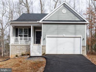 Locust Grove Single Family Home For Sale: 540 Monticello Circle