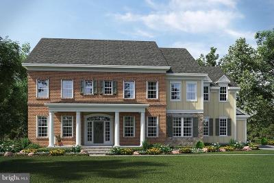 Fairfax, Fairfax Station Single Family Home For Sale: Willow Brook Lane
