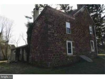 Spring City Single Family Home For Sale: 1825 Old Schuylkill Road