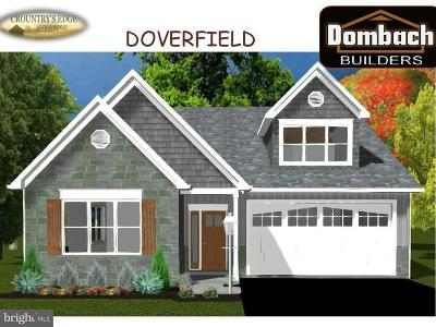 Dover Single Family Home For Sale: 3840 Country Drive