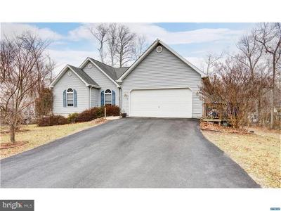 Chesapeake City Single Family Home Under Contract: 43 Sunnyside Drive