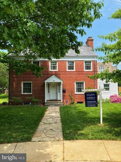 Guilford, Guilford/Jhu Single Family Home For Sale: 14 Charlcote Place