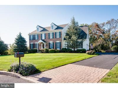 Bucks County Single Family Home Under Contract: 5461 Windtree Drive