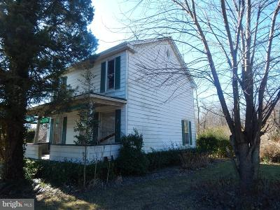 Joppa Single Family Home For Sale: 1206 Clayton Road