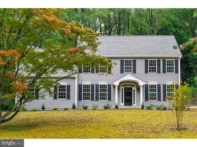 Chadds Ford PA Single Family Home For Sale: $660,000