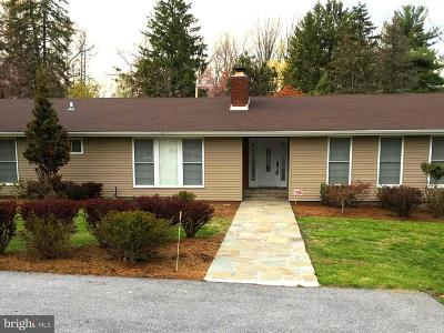 Pikesville Single Family Home For Sale: 9109 Field Road